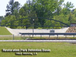 Restoration Park, West Monroe, LA
