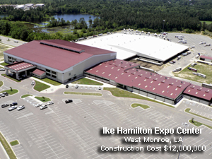 Ike Hamilton Expo Center, Monroe, LA